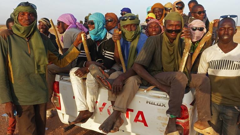 A haláltól sem félnek, mert azt hiszik, Európa a mennyország - Niger, 2. rész