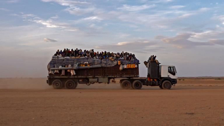 Embercsempészek vitték a Szaharába az Index újságíróját – Niger 3. rész