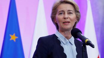 Különleges pénzügyi alapot hozna létre Ursula von der Leyen a klímaváltozás ellen