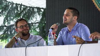Ungár: Próbáld a Pázmányon elmondani, hogy homoszexuális vagy!