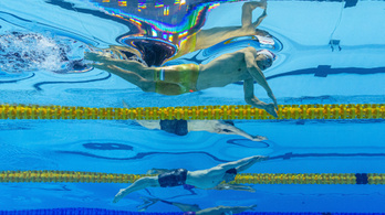 Milák kipróbált egy új technikát, és reagált Phelps szavaira