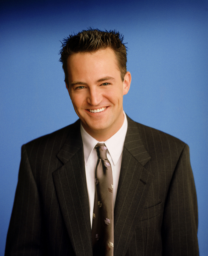 Csak a miheztartás végett: ez a kép éghetett be a legtöbbjüknek a színészről, így nézett ki ugyanis, amikor Chandlert alakította