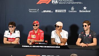 Ha a négy szabályötletünket teljesítik, az piszok jó lesz az F1-nek