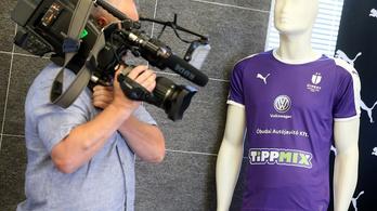 Visszakaphatja címerét az Újpest FC