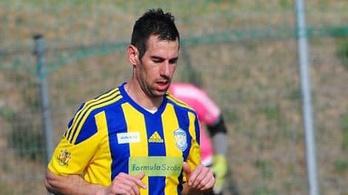 Megyei foci: játékos mentette meg a bíró életét