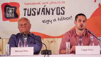 Kiderült, miben hasonlít Ungár az ifjú Harrachra