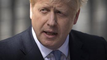 Olasz luxusbuli buli után, a reptéren tántorogva fotózták le Boris Johnsont