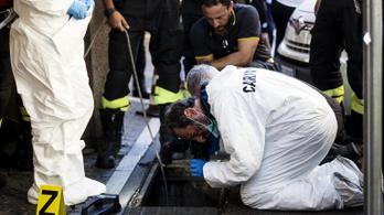 Amerikai fiatalok késeltek meg egy olasz csendőrt