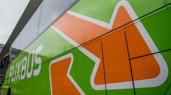 Balesetet szenvedett a Flixbus Budapestre tartó járata