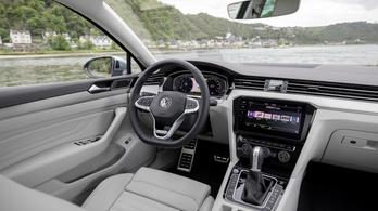 Bemutató: Volkswagen Passat 2019.