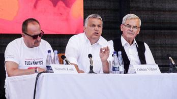 Orbán: 15 évünk van építeni a keresztény szabadságot