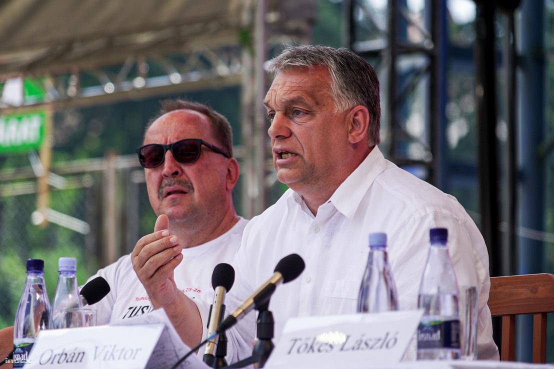 Németh Zsolt és Orbán Viktor