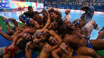 Nagyon simán nyerte a vízilabda-világbajnokságot Olaszország