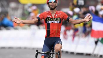 Nibali nyert a soha véget nem érő hegyen, kolumbiai győztes a Tour de France-on