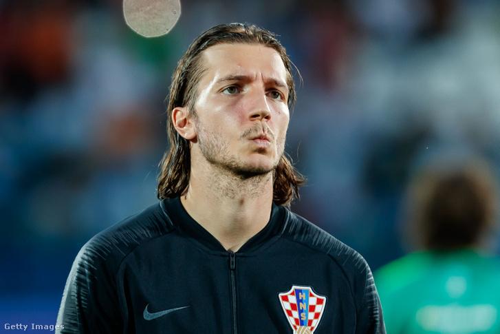 Ivan Šunjić az U21-es Eb-n szereplő horvát válogatottban