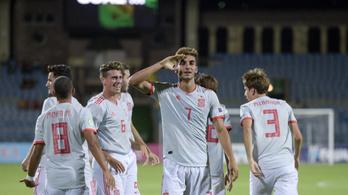Hengerel a spanyol foci, az U21-es után az U19-es Eb is az övék