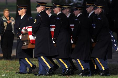 A temetés