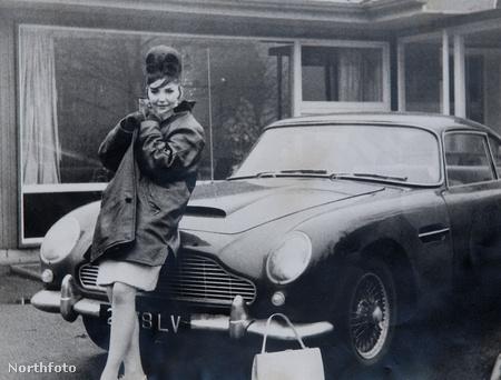 Az egykori Sexational Pam a '60-as években