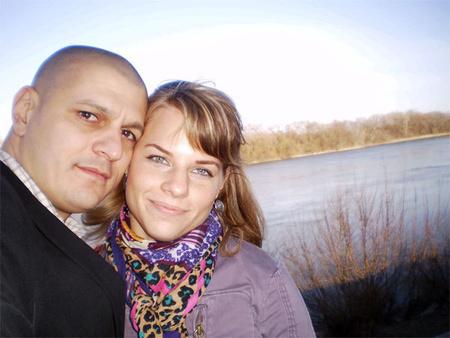 Gábor és Dóri - fotó: Randivonal.hu