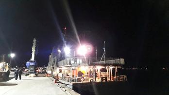 Negyvenezer liter olaj ömlött a tengerbe Chile partjainál