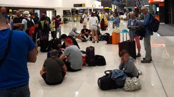 Jól megszívták a Ryanair Budapestre tartó utasai