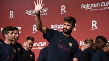 Már a második fociklubját vette meg a Barcelona játékosa