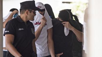 Hamisan vádolt csoportos nemi erőszakkal 12 izraeli férfit egy brit nő