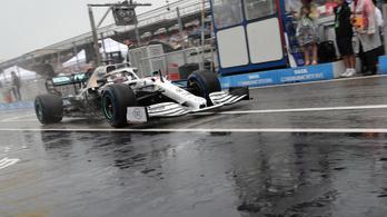 Verstappen nyert, Vettel utolsóból 2. a káoszban