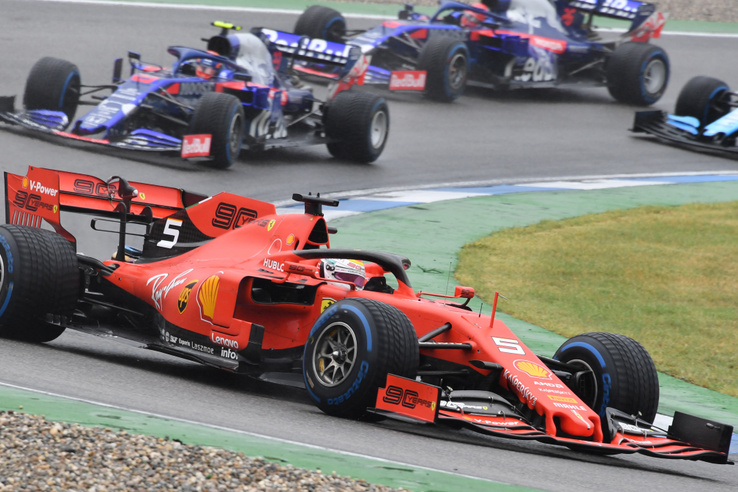 Sebastian Vettel (Scuderia Ferrari)