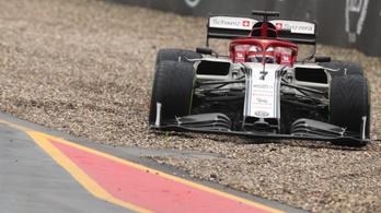 Utólag büntették a két Alfa Romeót a Német GP-n, Hamilton és Kubica is pontszerző