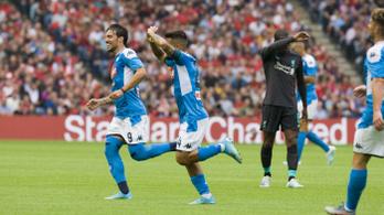 A Napoli barátságos meccsen verte simán a Liverpoolt
