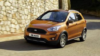 Eltűnik a legkisebb Ford