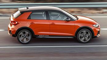 Citycarver: a feltűnés új neve az Audinál