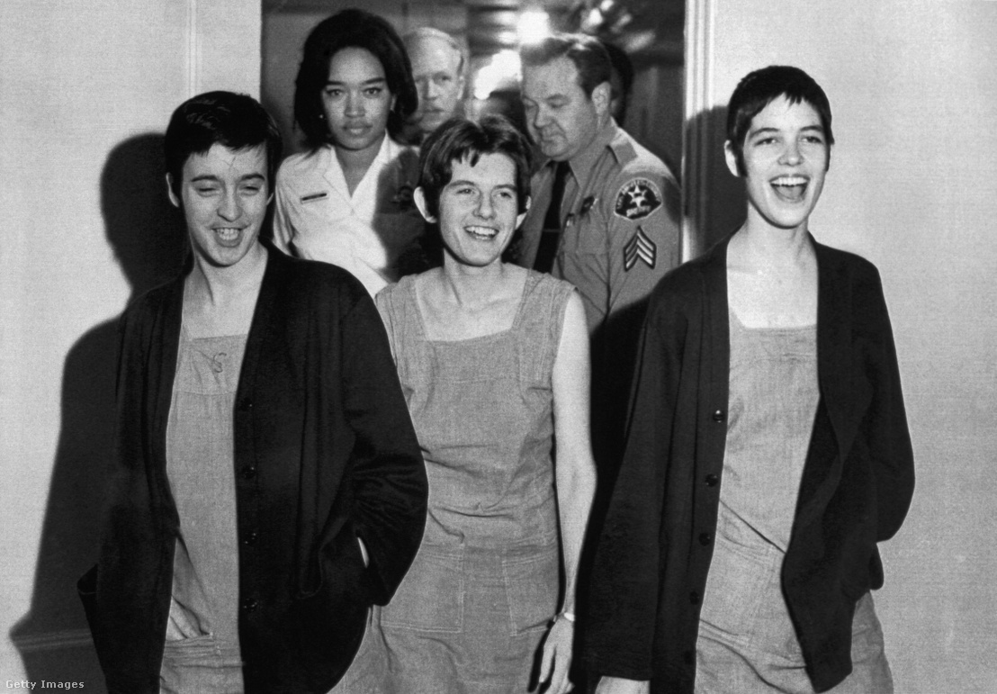 Susan Denise Atkins, Patricia Krenwinkel és Leslie Van Houten (1971)