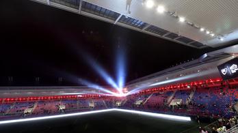 Visszatérhet a baktériumtól megtisztított stadionjába a Fehérvár