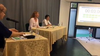 A semmiről vitázott a két ferencvárosi polgármesterjelölt