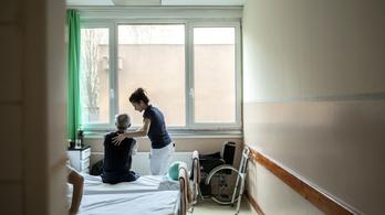 A betegszobák 98 százalékában nincs klíma