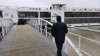 A Vikinget üzemeltető svájci cég fizette ki az ukrán kapitány óvadékát