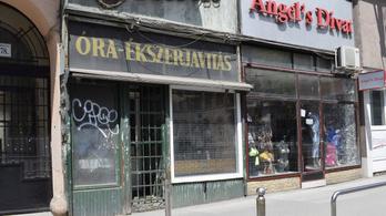 Több ezer kiadatlan üzlethelyiség van Budapesten