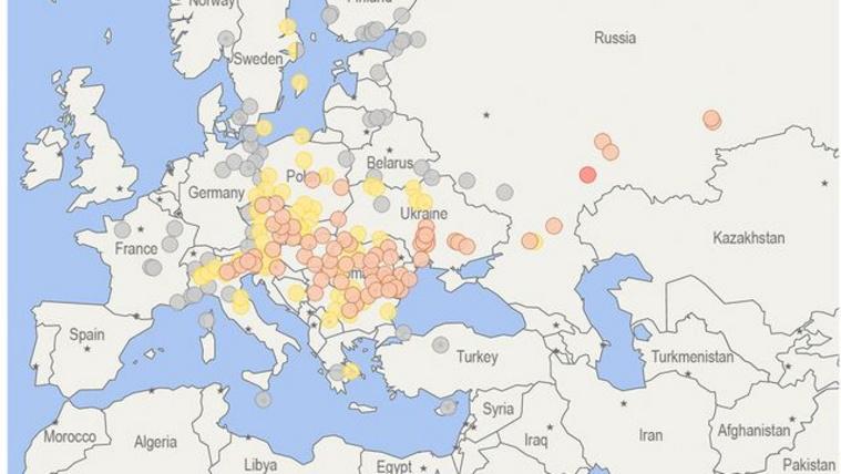 Elhallgatták az igazat az oroszok a titokzatos 2017-es radioaktív felhőről