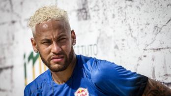Bizonyíték hiányában lezárult a nyomozás Neymar nemierőszak-ügyében