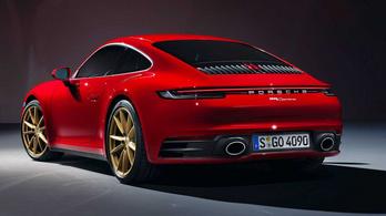 Ilyen a fapados Porsche 911-es
