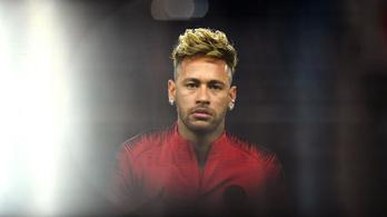 120 millió euróval csökkent Neymar ára