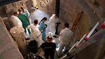 Nem a Vatikánban rejtélyesen eltűnt lány csontjait találták meg