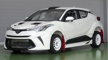 Egész valószínűtlen a Toyota C-HR versenyváltozata