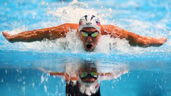 Phelpsnek már csak egy rekordja él, az meddig bírja?