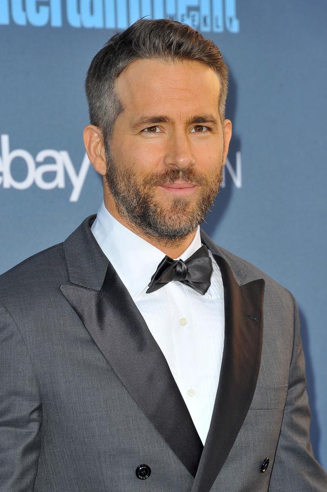 Ryan ReynoldsA mókamester színész általában jó formában van, a Penge-trilógia harmadik részéhez azonban elég keményen kipattintotta magát