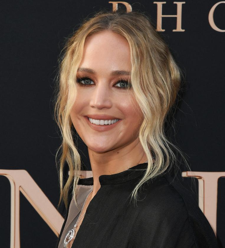 Jennifer LawrenceA Vörös veréb című film főszerepéért elég komoly diétára fogták a színésznőt