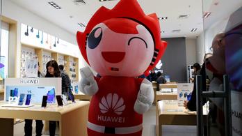 Trump háborúja ellenére is tarol a Huawei