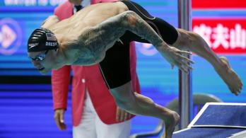 17 évesen abbahagyta az úszást, most Phelps helyébe lépett